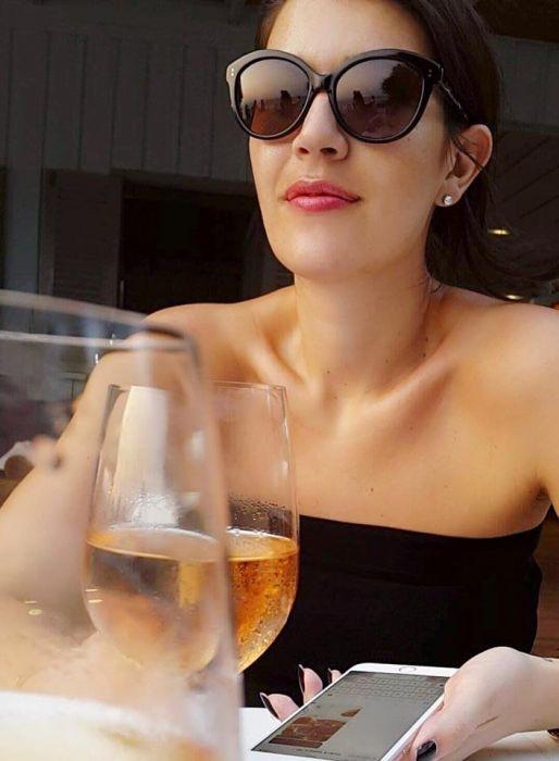 Profilna fotografija: Klara Grintal