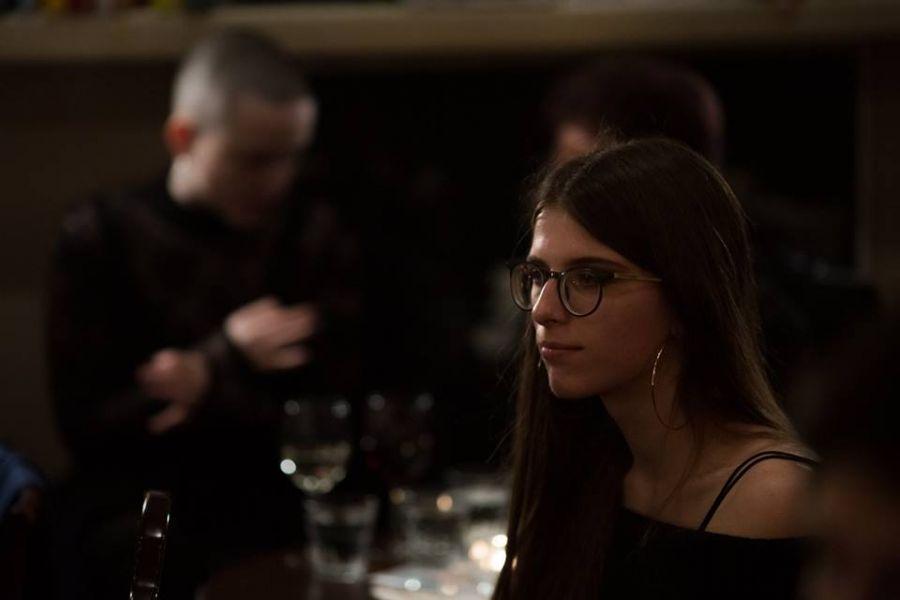 Profilna fotografija: Lucija Klauž