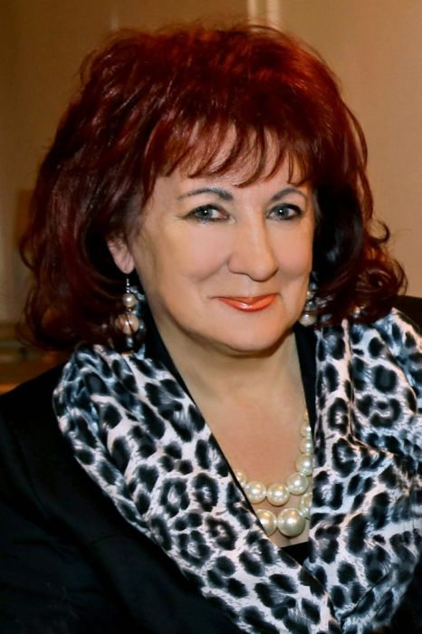Profilna fotografija: Vlasta Nussdorfer
