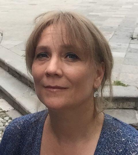 Profilna fotografija: Amalija Maček