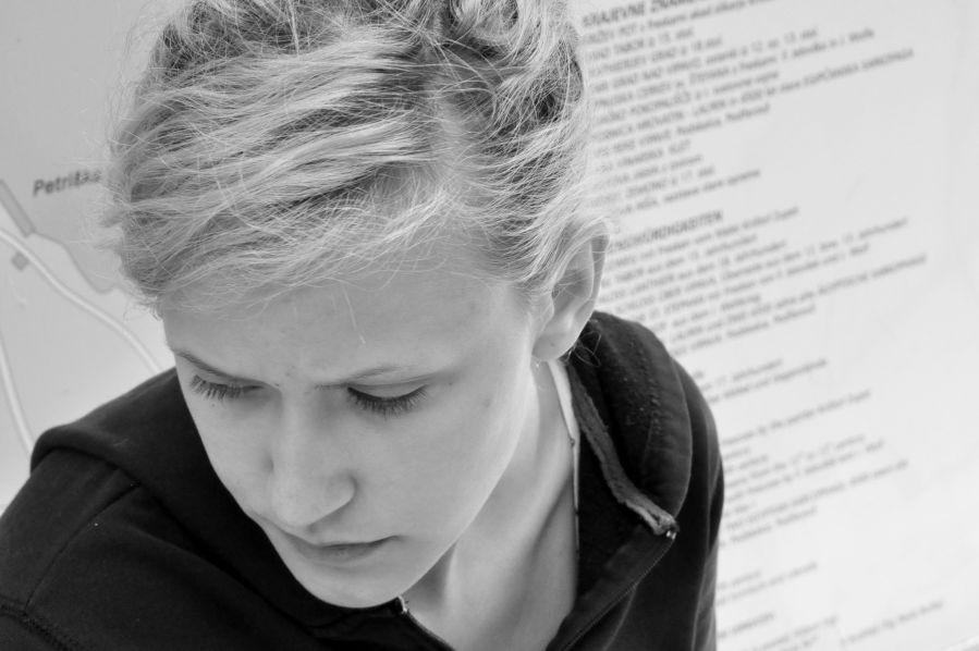 Profilna fotografija: Maja Žvokelj