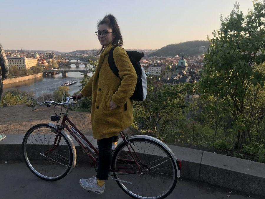 Profilna fotografija: Julija Ovsec
