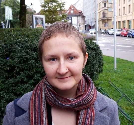 Profilna fotografija: Katja Čičigoj