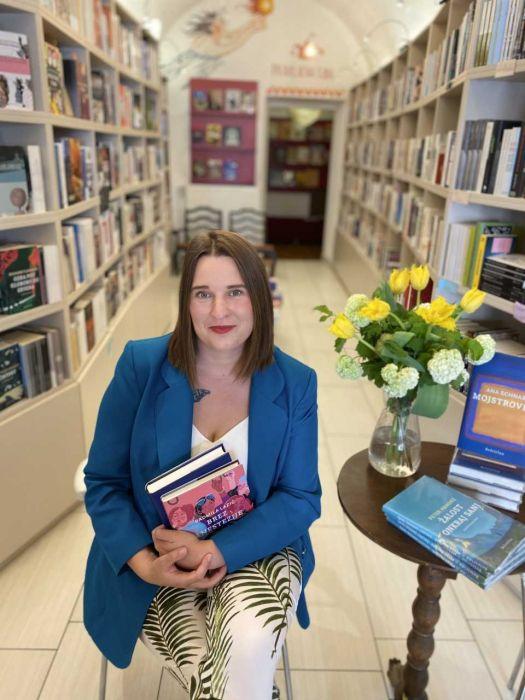 Profilna fotografija: Katja Šifkovič