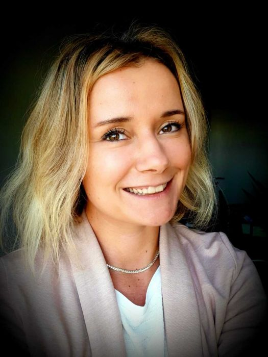 Profilna fotografija: Lena Kregelj