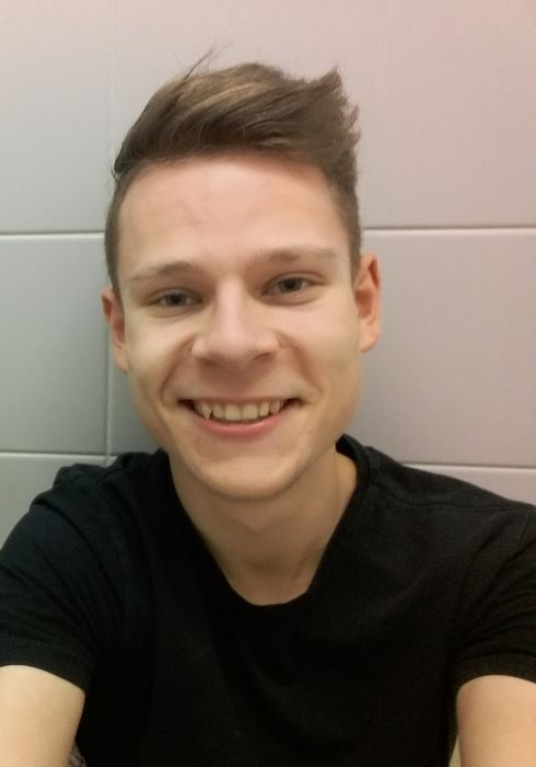 Profilna fotografija: Luka Benedičič