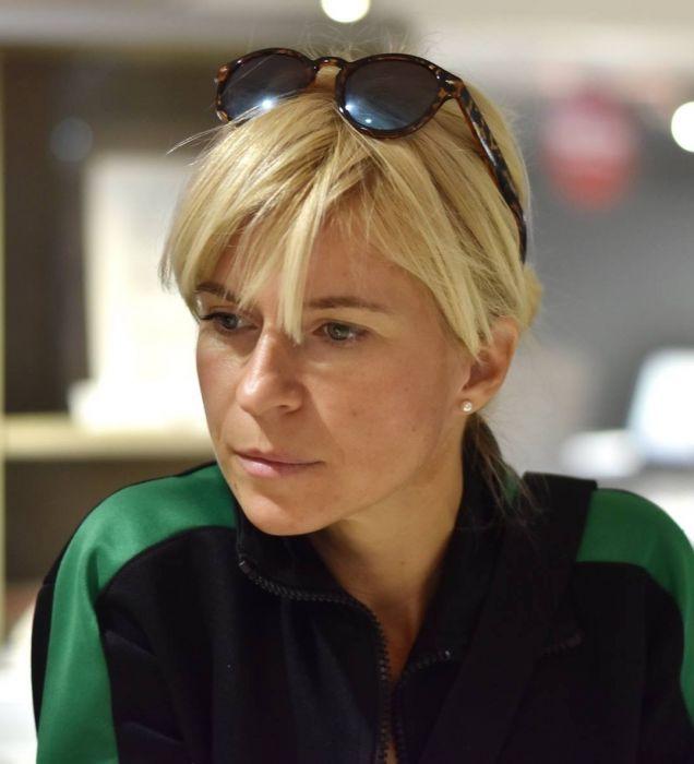 Profilna fotografija: Samira Kentrić