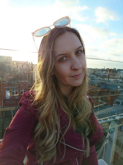 Profilna fotografija: Urška Bračko